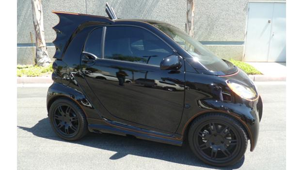Bat Smart Car  Newskool  Barris Kustom Industries