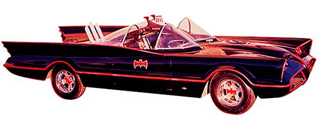 Batmobile Tv Amp Movie Cars Gallery Barris Kustom Industries
